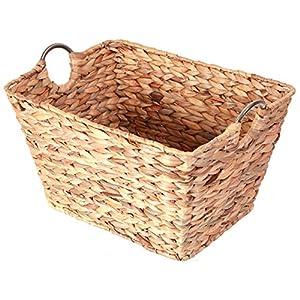 51Z0vxRH2UL._SS300_ Wicker Baskets & Rattan Baskets
