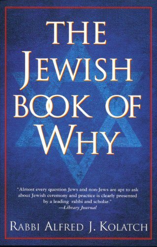The Jewish Book of Why - City Creek Salt Center Lake City