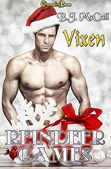 Vixen (Reindeer Games) by [McCall, B.J.]