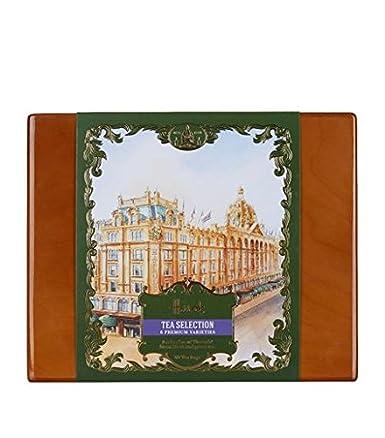 Harrods - Caja de selección de té (60 bolsas de té): Amazon ...