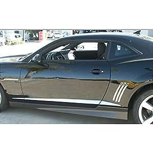 Amazon.com: 2010-2012 2011 Chevy Camaro Body Side Insert
