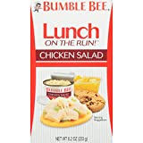 Bumble Bee Lunch on The Run Kit, Chicken Salad, 8.2 Ounce (Pack of 4)