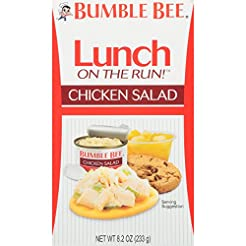 Bumble Bee Lunch on The Run Kit, Chicken...