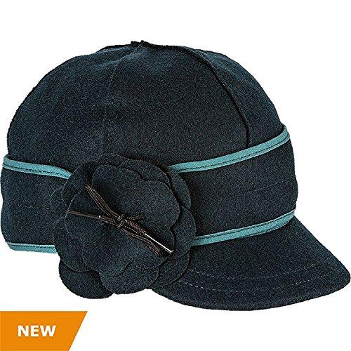 Stormy Kromer Women's Petal Pusher Cap,Blue,7.125 from Stormy Kromer
