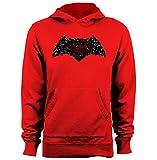 Batman VS Superman Batman Superman Mashup Mens & Womens cool hoodies