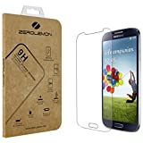 [Lifetime Warranty] Zerolemon Ultra Glass Armor - 9h Premium Tempered Glass Screen Protector for Samsung Galaxy S4 Protect Your Screen From Drops and Scratches