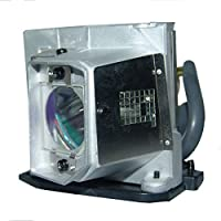 Lutema 330-6581-P01 Dell 330-6581 725-10229 Replacement DLP/LCD Cinema Projector Lamp with Philips Inside