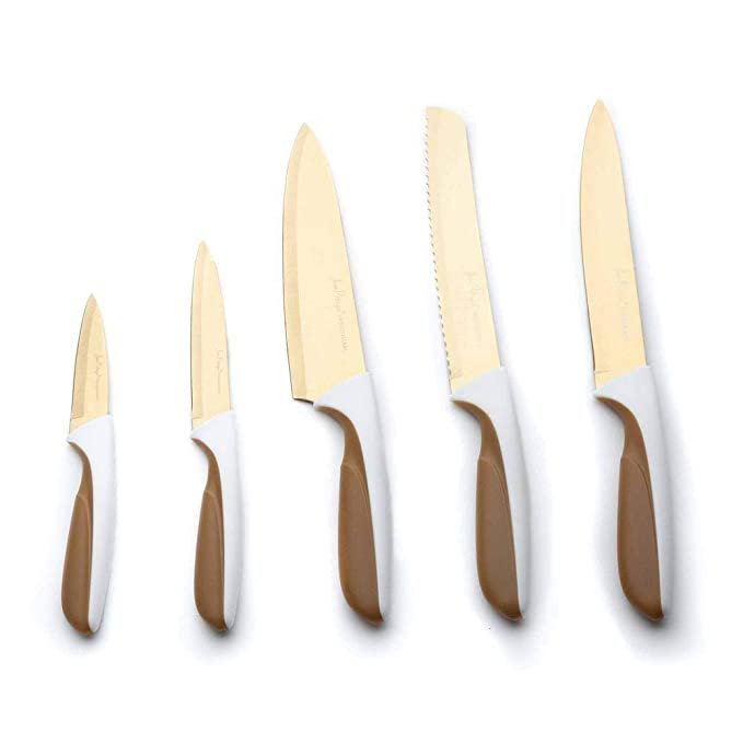 Jean-Patrique - Juego de cuchillos profesionales de acero ...