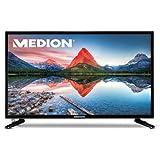 MEDION LIFE P14118 MD 21431 59,9 cm (23,6 Zoll Full HD) Fernseher LCD-TV mit LED-Backlight, Triple Tuner, DVB-T2 HD, HDMI, CI+, USB, Mediaplayer, integrierter DVD-Player, schwarz