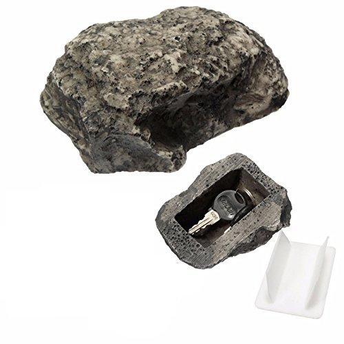 Fake Rock Key Holder Safe for Outdoor Garden or Yard, Geocaching Popular Practical Performance