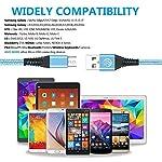 Yosou-Cavo-Micro-USB-3-Pack-2M-Cavo-Android-USB-Ricarica-Rapida-Micro-USB-Caricabatterie-en-Nylon-Intrecciato-Compatibile-con-Smartphone-Samsung-S6-S7-S5-J3-J7SonyHTCNokiaLGHuaweiPS4