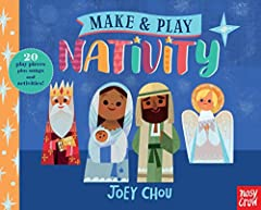 With twenty easy-to-assemble press-out pieces as well as the narrative, this book includes everything you need to bring the Christmas story to life. A perfect gift for the holiday season!