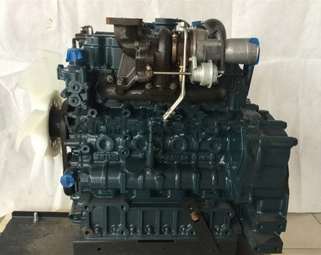 GOWE complete engine assy For kubota diesel engine V2607 V2607-T complete engine assy: