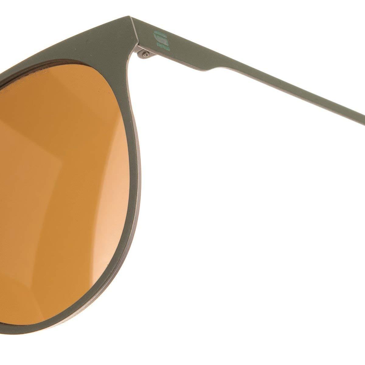 G-Star Raw FLAT METAL GSRD MYROW GS114S MATTE KHAKI//GREEN 52//19//145 unisex Sunglasses