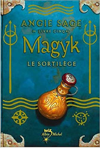 Lire un Magyk, Tome 5 : Le sortilège pdf epub