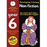 Non-fiction: Year 6