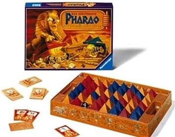 Ravensburger Familienspiele Der Zerstreute Pharao Merkspiel Suchspiel Spiel
