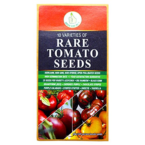 variety tomato seed - 4