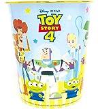 ティーズファクトリー Disney ディズニー トイストーリー4 プラダストボックス ゴミ箱 サイズ約H23.5cm×φ21.5cm PP DN-5522552TS