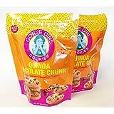 Goodie Girl Quinoa Chocolate Chunk Cookies 6 oz. (Pack of 2)