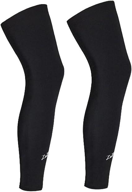 for Basketball M 1Pair Arthritis Cycling Sport Football Full Leg Sleeve Long Compression Knee Brace Protect Leg for Men and Women