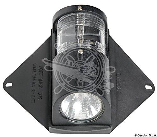 Osculati Utility Navigations u.Deckleuchte 4 W HD-LEDs