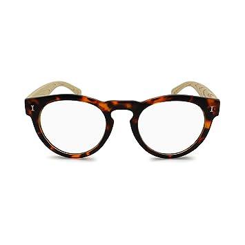 Amazon.com: Gafas de lectura redondas sin receta para ...