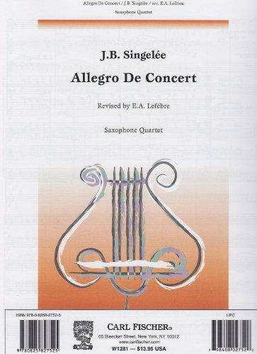 Concert Allegro - 5