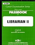 Librarian II, Jack Rudman, 083732789X