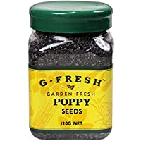 G-Fresh Poppy Seeds, 120 g