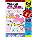 Go Go Life skills 2-4 (Gakken Workbooks)
