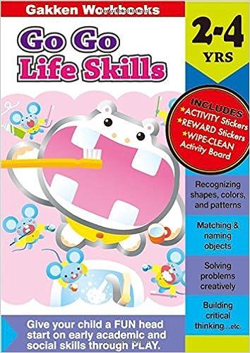 Go Go Life skills 2-4 (Gakken Workbooks): Gakken: 9784056300055 ...