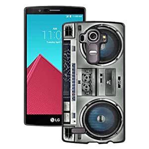 WANY Beautiful Classic Boombox 2 Black LG G4 Case