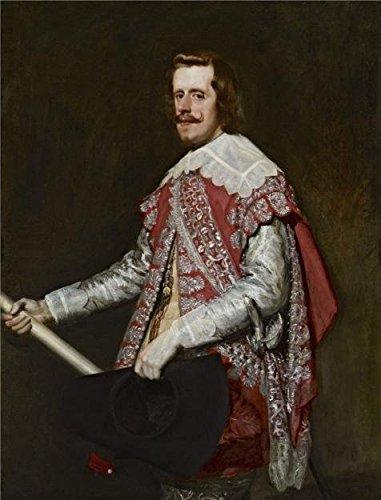 'Diego Velazquez - King Philip IV Of Spain, - Naruto Spanish 67