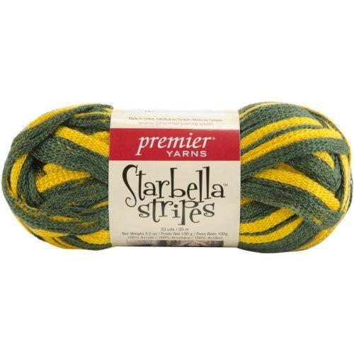 Starbella Stripes Yarn-Fielded by Premier Yarns