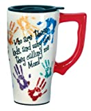 Spoontiques Who are These Kids Travel Mug, Multi Colored