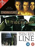 Enemy at the Gates/Tigerland/the Thin Red Line