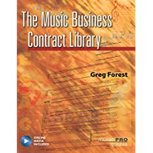 The Music Business Contract Library: Music Pro Guides
