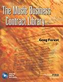 img - for The Music Business Contract Library: Music Pro Guides book / textbook / text book