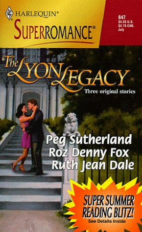 book cover of Lyon Legacy