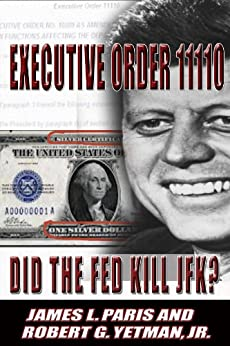 JFK Assassination Executive Order 11110 ebook product image