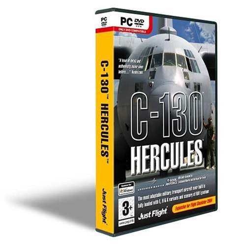 Used, C-130 Hercules Expansion for Flight Simulator 2004 for sale  Delivered anywhere in USA