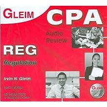 2011 Gleim CPA Audio Review: Regulation (REG) (CPA Exam Audio REG section, 2011 ed.)