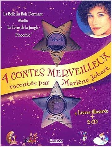 Les Contes Musicaux De Marlene Jobert 4 Contes Merveilleux