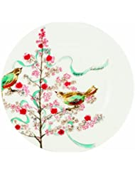 Тарелка Lenox Simply Fine Chirp Seasonal