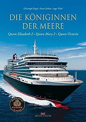 Die Königinnen Der Meere Queen Elizabeth 2 Queen Mary 2 Queen