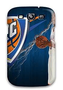 Michael paytosh's Shop 1603659K141217889 oklahoma city thunder basketball nba NBA Sports & Colleges colorful Samsung Galaxy S3 cases