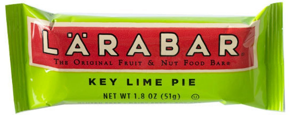 LARABAR Gluten Free Bar - Key Lime Pie - 1.6 oz - 16 ct by LÄRABAR