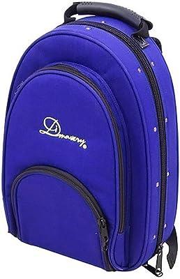 Dimavery 26600250 - Estuche para clarinete, color azul: Amazon.es: Instrumentos musicales