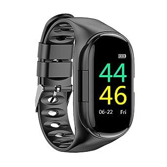 Amazon.com: Gamogo - Reloj inteligente 2 en 1 con ...